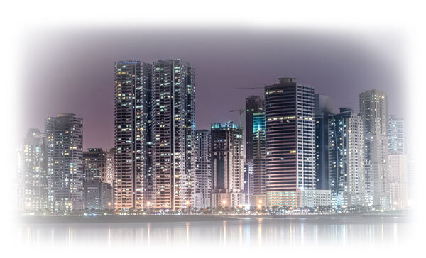 skyline,city